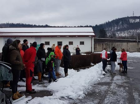 Izpiti male šole v Postojni 15.12.2019